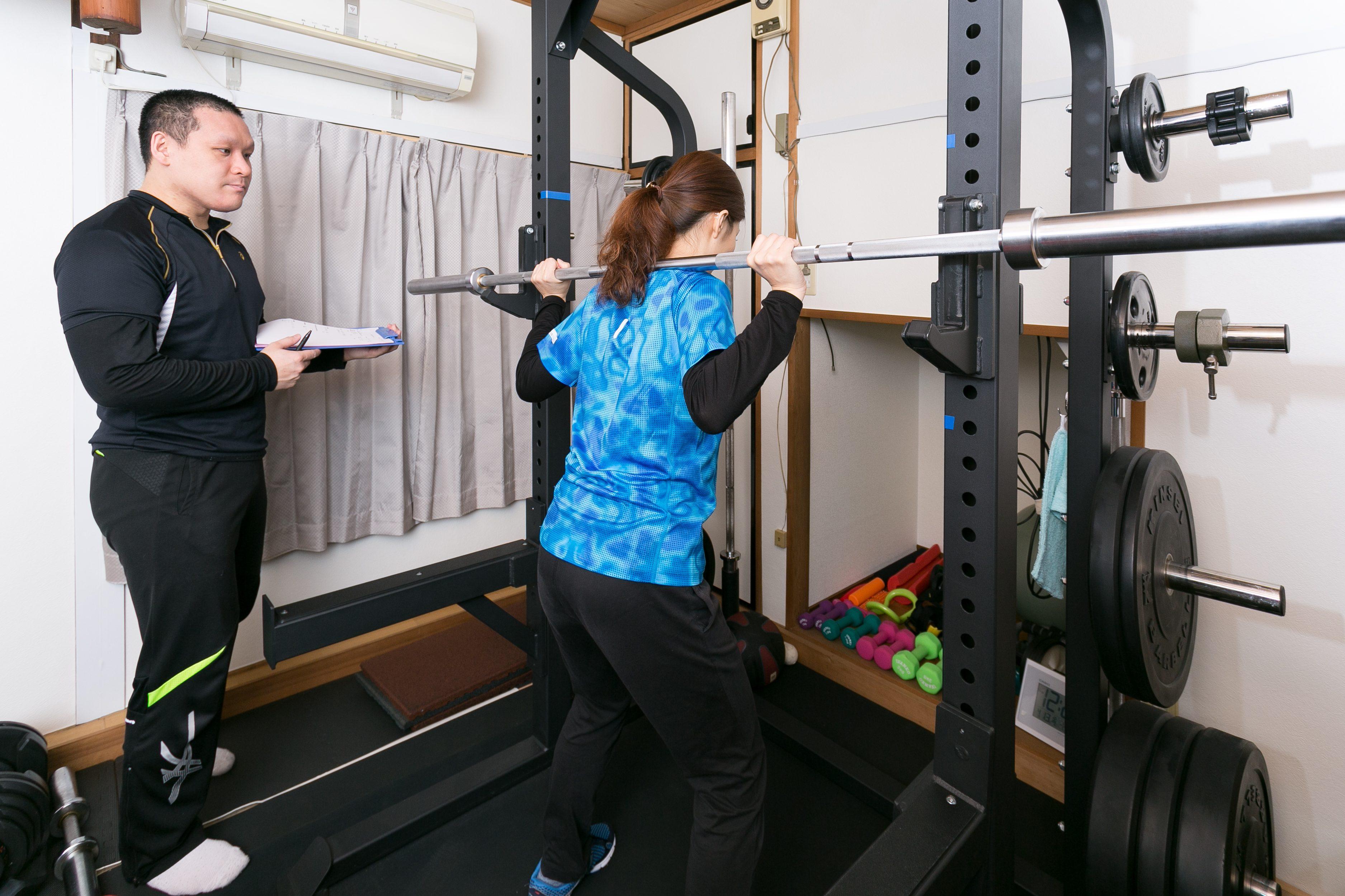 BMSパーソナルトレーニングジムの画像